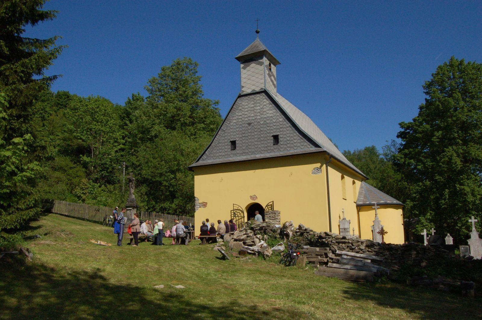 Pekařov kaple