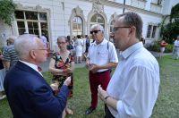 Z oslav 15. výročí Maltézské pomoci 22. 6. 2017