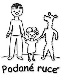 logo podane ruce