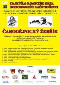 plakat carodejnicky zebrik