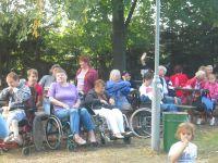 akci Den zdravotně postižených v Bohuslávkách